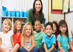 Pre and Primary Teacher Training courses