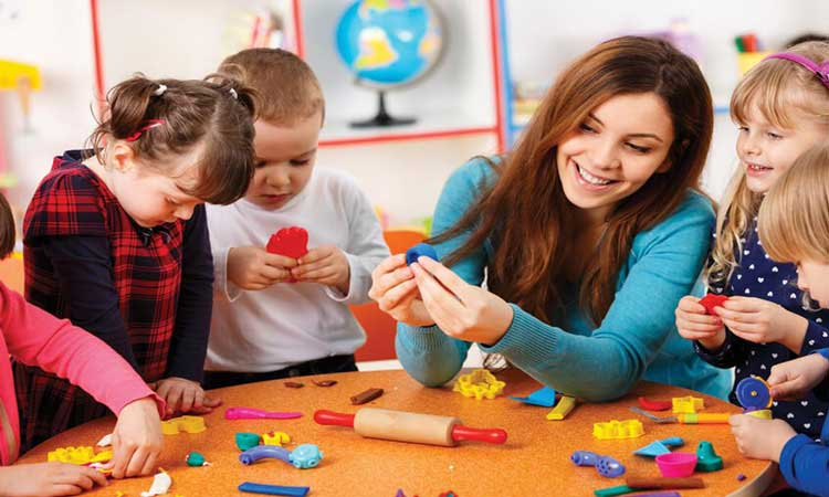 Montessori Teacher Training
