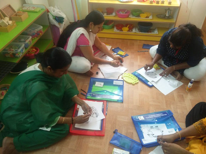 Teacher Training Course (TTC) in Bangalore Classroom