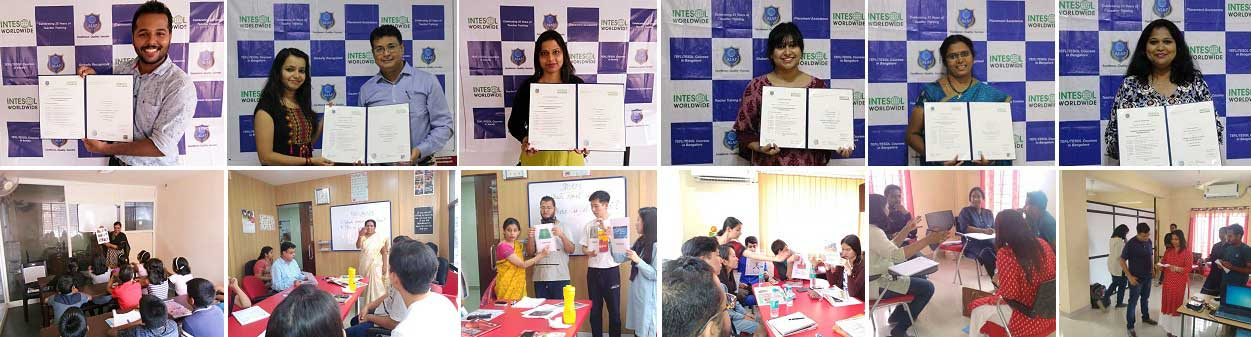 TEFL Certification Courses India